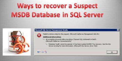 suspect-msdb-database